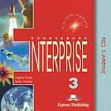Enterprise 3 Pre-Intermediate Student´s CDs (2)