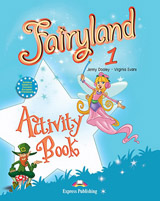 Fairyland 1 - activity book + interactive eBook (CZ)
