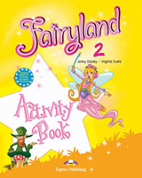 Fairyland 2 - activity book + interactive eBook (CZ)