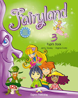 Fairyland 3 Pupil´s Book