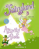 Fairyland 3 - activity book + interactive eBook (CZ)