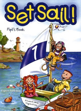 Set Sail! 1 Pupil´s Book (+Story Book + CD)
