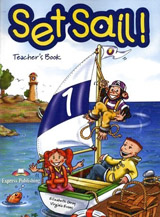 Set Sail! 1 Teacher´s Book (interleaved)
