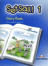 Set Sail! 1 Story Book +CD