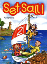Set Sail! 2 Pupil´s Book (+Story Book +CD)