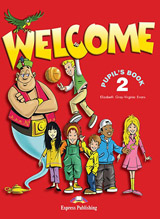 Welcome 2 Pupil´s Book