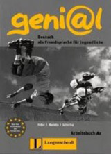 Genial A1 Arbeitsbuch mit Audio CD