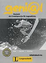 Genial A2 Arbeitsbuch mit Audio CD