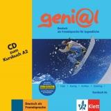 Genial A2 CD zum Kursbuch