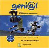 Genial A1 plus Audio CD zum Kursbuch