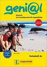 Ferienhefte Genial Ferienheft A1 mit Audio CD