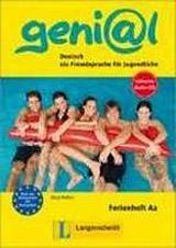 Ferienhefte Genial Ferienheft A2 mit Audio CD