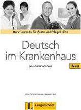 Deutsch im Krankenhaus Neu Lehrerhandbuch