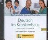 Deutsch im Krankenhaus Neu Audio CD