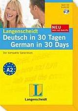 Langenscheidt Deutsch in 30 Tagen Buch