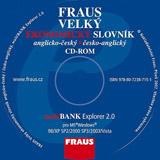 FRAUS Velký ekonomický slovník anglicko-český / česko-anglický CD-ROM