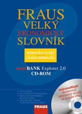 FRAUS Velký ekonomický slovník německo-český / česko-německý CD-ROM