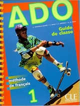 Ado 1 guide pédagogique
