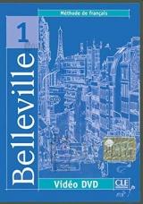 Belleville 1 Vidéo DVD PAL + livret