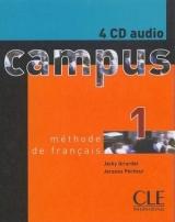 Campus 1 CD audio collectifs