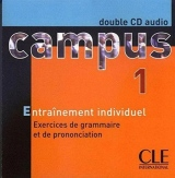 Campus 1 double CD audio individuel