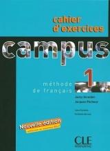 Campus 1 cahier d´exercices + corrigés