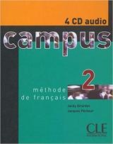 Campus 2 CD audio classe