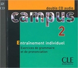 Campus 2 double CD audio individuel