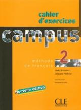 Campus 2 cahier d´exercices + corrigés
