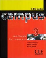 Campus 3 CD audio classe
