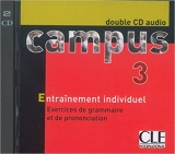 Campus 3 double CD audio individuel