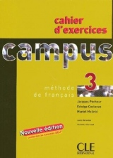 Campus 3 cahier d´exercices