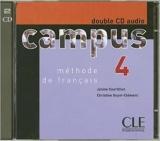 Campus 4 CD audio classe