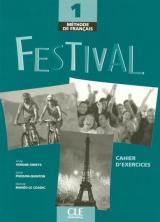 Festival 1 cahier d´exercices + CD