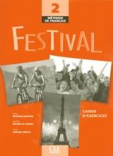 Festival 2 cahier d´exercices +CD