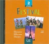 Festival 2 CD audio classe