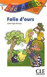 DECOUVERTE 1 FOLIE D´OURS