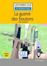 LECTURES CLE EN FRANCAIS FACILE NIVEAU 1: LA GUERRE DES BOUTONS