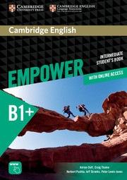 Nová řada učebnic EMPOWER od nakladatelství Cambridge University Press