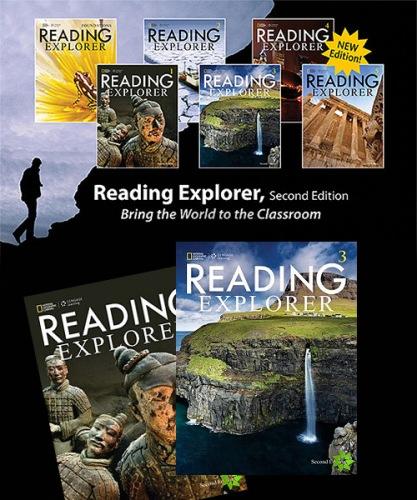 Představujeme nové vydání Reading Explorer