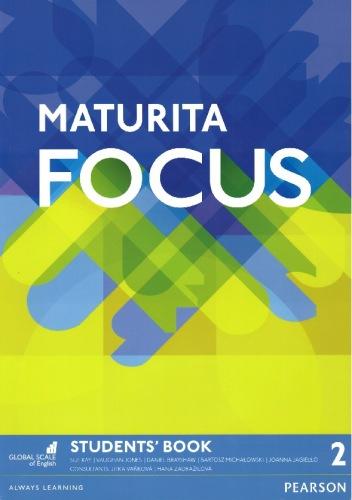 Nová učebnice Maturita Focus Czech 2 Student´s Book