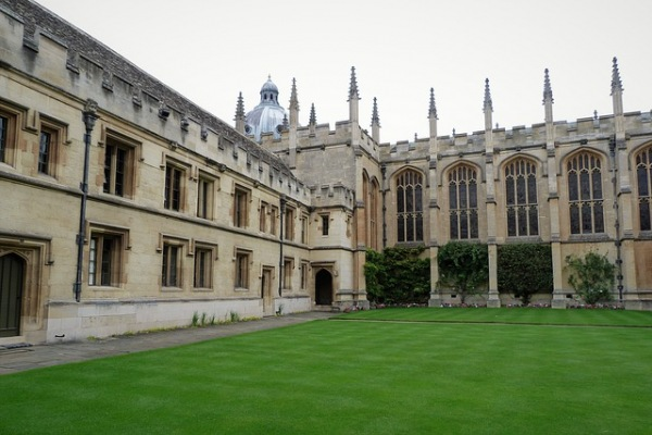 Co zajímavého vás čeká v Oxfordu?